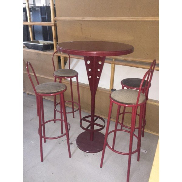 Bar stools - tables(DESCRIPTION OF PRICES!) Tables / Chairs (used)